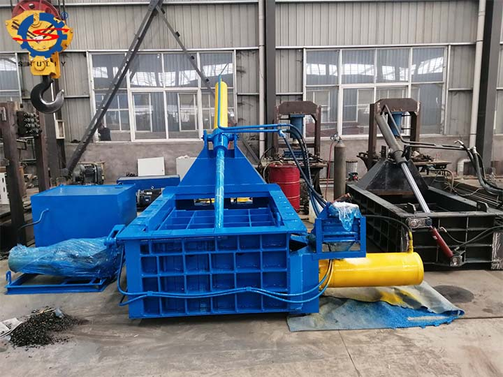 Shuliy metal baler machine for sale