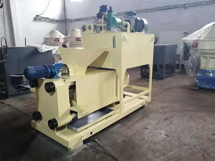 steel、Brass briquetting machine
