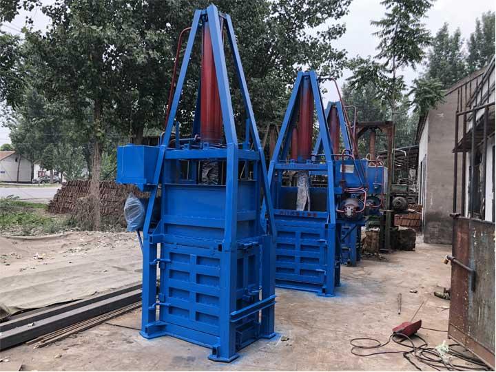 vertical matel press machine