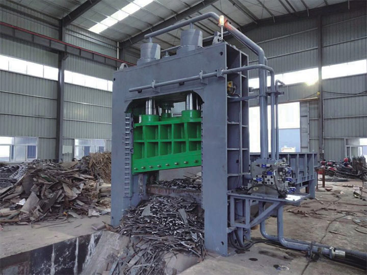 gantry shear